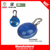 LED piscando Charme Dog Tag, produto de PET (YL83612)