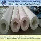 Rouleau en céramique de silice protégée par fusible de température élevée pour le four de gâchage en verre