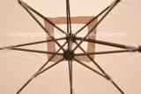 傘をハングさせるテラスの日曜日の陰オフセットの屋外の/Steel
