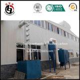Drehofen für betätigte Holzkohle-Fabrik