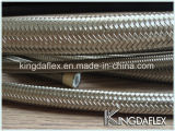 Hochtemperatur-Schlauch SAE-100 R14/Teflon