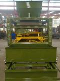 استعمل [قت12-15] على نحو واسع آليّة إسمنت جير قارب قرميد يجعل آلة سعر