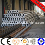 Q235, Q420, Q345, materiale d'acciaio e tipo rotondo via solare galvanizzata esagonale palo chiaro