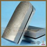 중국 밝은 대리석과 화강암 가는 금속 다이아몬드 지면 Fickert