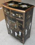 Cabinet de meubles de laque (YAB-005)