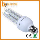 La lámpara 3W 5W 7W 9W 12W 18W 24W del maíz de la dimensión de una variable LED de E27 U se dirige la bombilla del maíz de la iluminación LED