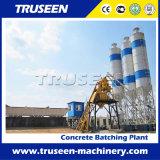 planta de mistura de tratamento por lotes do concreto 75m3/S