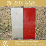 Vidro pintado em tela de seda de alta temperatura com Certificado En12150