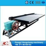 Máquina de mineração de alta eficiência Mesa de agitação Tabela de agitação de separação de ouro
