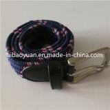 方法様式の綿の糸の編みこみの伸縮性があるベルト