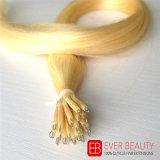Nano Ring-Menschenhaar-Extensionen mit dem brasilianischen Haar