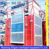 Construção de gaiolas duplo elevador Sc Preço200/200