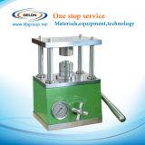 실험실 연구를 위한 수동 동전 세포 케이스 밀봉 기계