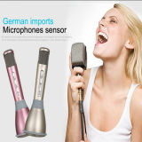 Prix ​​de gros K068 Microphone, Mini Karaoke Microphone Bluetooth Player