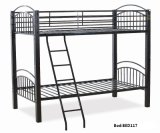 Schule-Hotel-Militär verwendet Metallkoje-Bett