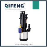 Pomp Met duikvermogen van het Water van de Huisvesting van de Motor van het roestvrij staal de Schone (qdx-h)