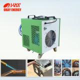 低燃費装置銅線の溶接機
