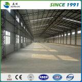 Magazzino della struttura d'acciaio di rendimento elevato Q345