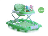 2 em 1 caminhante do bebê do certificado 1888 \ Ce \ 3c do En, carros de balanço do brinquedo do bebê ao mercado de Europa