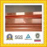 Placa de cobre / Lámina de cobre
