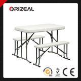 Tableau de pique-nique se pliant de pique-nique d'Orizeal avec les portées Oz-T2033