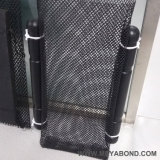 6mm PEHD Oyster Oyster pousser sac Mesh Bag