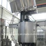 Le flacon en verre de vin1 3de boissons dans l'équipement de remplissage de la machine