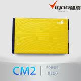 CM2 de vente chauds de batterie de téléphone cellulaire pour le Bb 8100