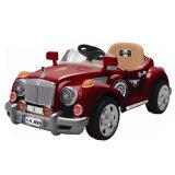 Weinlese-Auto-Kind-scherzt elektrisches Spielzeug-Auto elektrisches Auto