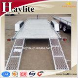 Carro do eixo tandem pesados que transportam o carregador de carro do reboque atrelado fornecimento direto de fábrica OEM
