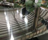 Chapa de aço inoxidável laminada 304 (folha da cor)