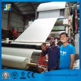 1760mm Tipo de rollo de papel higiénico que hace la máquina máquina de reciclaje de papel en casa en venta