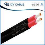 Câble solaire de picovolte du faisceau 2X6mm2/4mm2 jumeau approuvé de la qualité TUV