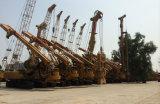 Rotierender Durchmesser der Tiefe 1800mm der Ölplattform 60m des Basis-Stapel-TR160D