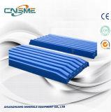 Hohe Mangan-Stahlgußteil-Kiefer-Platten-Kiefer-Zerkleinerungsmaschine-Teile