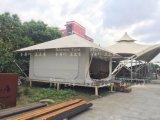 Tente 6X6m de ressource de tente de safari de toit de pagoda