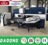 CNC Pneumatic Punching Machine voor 2500X1250mm Metal Sheet T30