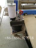 Tear do jato do ar da máquina de matéria têxtil com o compressor de ar de Buildin