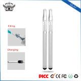 L'huile de la CDB Vape Slim Pen 510 vaporisateur en verre pour l'huile épaisse