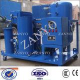 Máquina da purificação do óleo de lubrificação de bom desempenho