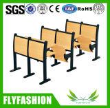 Vector de madera fuerte de los muebles de escuela con la silla de plegamiento (SF-03H)
