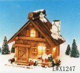 De Decoratie van Kerstmis (LWX1247)