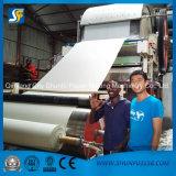Proveedor profesional de alta calidad del rollo de papel higiénico que hace la máquina