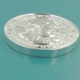 Custom металлических серебряных монет ассоциации сувениров (XD-0201)