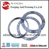Flange do aço de carbono do ANSI ASME da manufatura