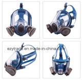 Máscara de gás de rosto cheio Pintura de pulverização de respirador facial