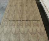 La teca y roble rojo para los muebles de madera contrachapada de lujo
