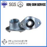 Peça feita sob encomenda da carcaça fazendo à máquina do CNC da precisão do investimento do aço inoxidável do OEM