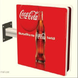 Boîte à lumière LED carrés De plein air des signes pour Coca Cola