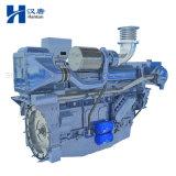 De mariene dieselmotor WP12C van Deutz van Weichai voor schip (schip, vissersboot, enz.)